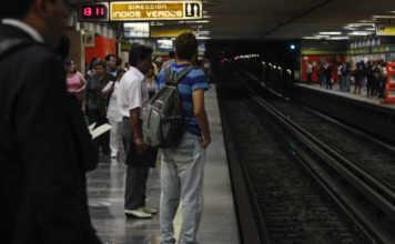 El año pasado hubo 29 suicidios en el Metro.