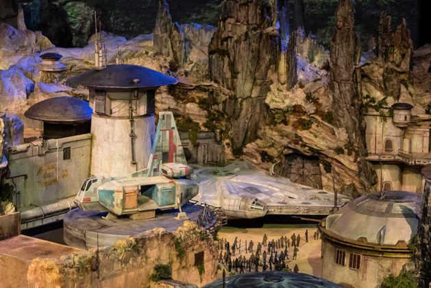 Los dos parques de Star Wars abrirán su puertas en el 2019