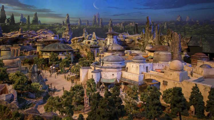 Disney abrirá dos parques de diversiones inspirados en Star Wars