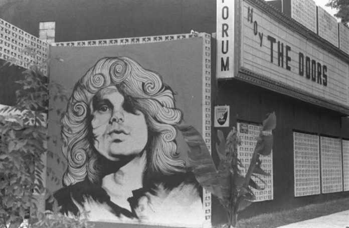 Jim Morrison visitó la CDMX en 1969