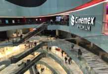cierran cines en CDMX