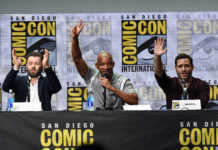 Will Smith en la Comic Con
