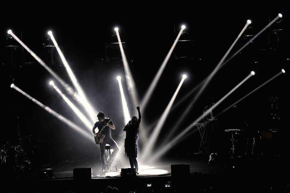 Los Babasónicos presentan concierto acústico en México