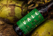 Chela Vale Bale de Cervecería de Colima