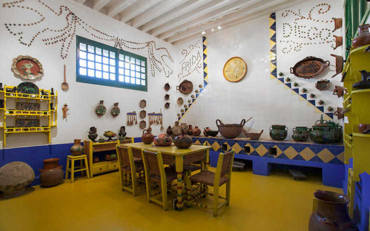La cocina de Frida Kahlo