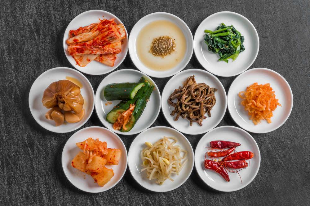 Contemporáneo Mi Cocina Coreana Adorno - Ideas Del Gabinete de ...