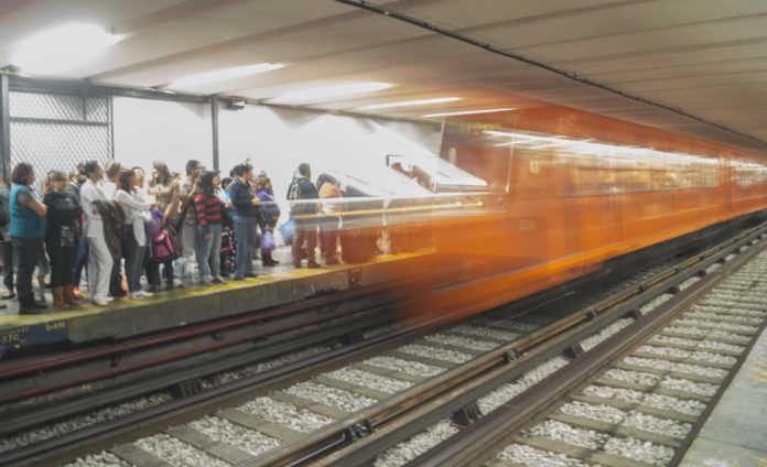 estación metro Balbuena