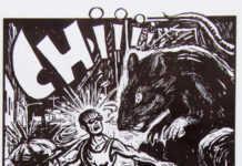 Rata de la Merced, Ensamble Cómics