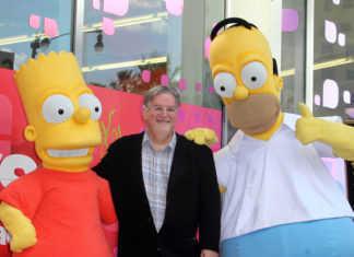 Matt Groening, el creador de los Simpson, estrenará una serie para Netflix en el 2018