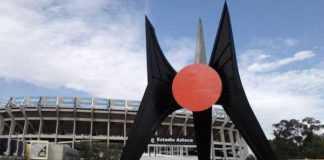 Sol Rojo Estadio Azteca