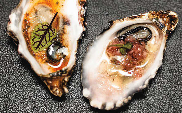 Sole Raw Oyster Bar