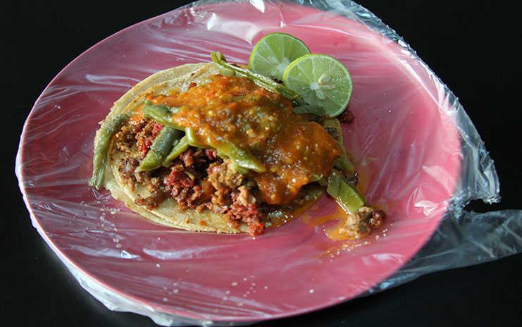 Tacos Los Chupacabras