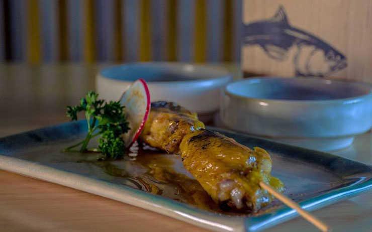 Umi Sushi Bar.