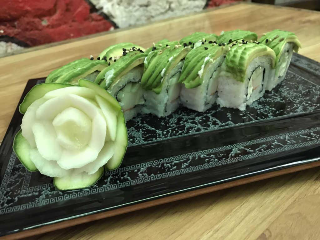 Sushi de Alita 'Kate