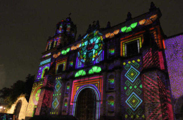 Mapping Coyoacán