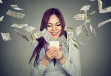 Aplicaciones dinero celular