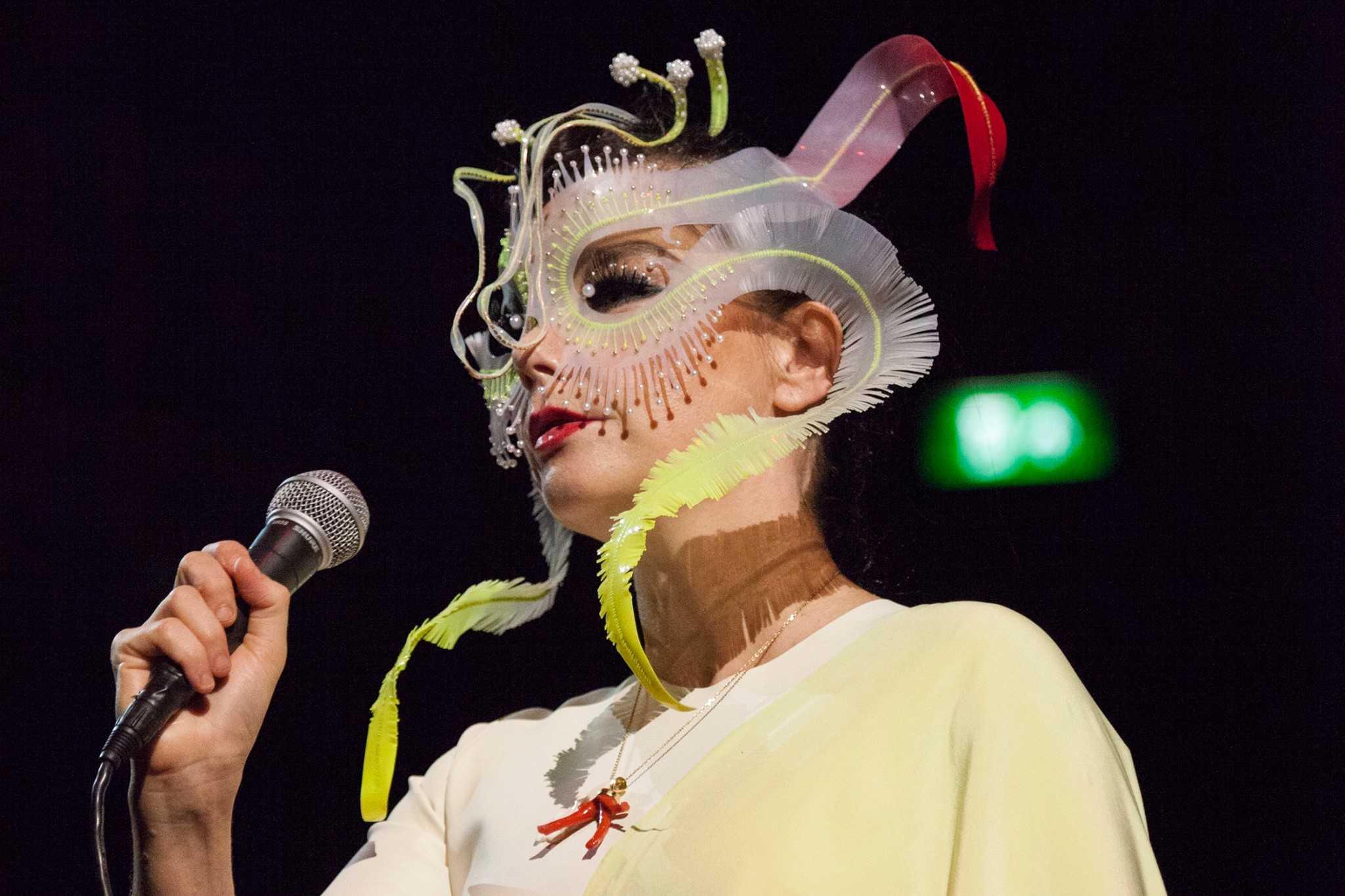 El nuevo álbum de Björk llegará muy pronto