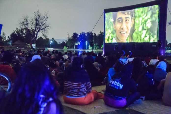 Se cancelan las funciones de cine en el bosque en Chapultepec, San Juan de Aragón y Tlalpan.