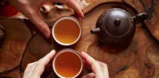 Casas de té en Mercado Chilango