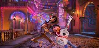 ¡Coco se estrenará en octubre en México!
