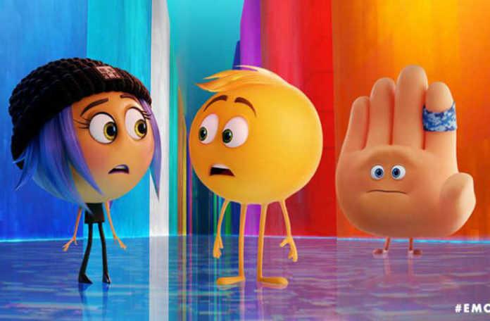 Emoji: la película le ganó en espectadores a El Planeta de los Simios y Dunkerque.