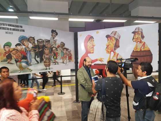 La expo ya ha estado en otros países latinoamericanos.