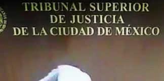 Diversas fuentes dicen que el hombre del video es el juez Edgar Agustín Rodríguez Beiza.