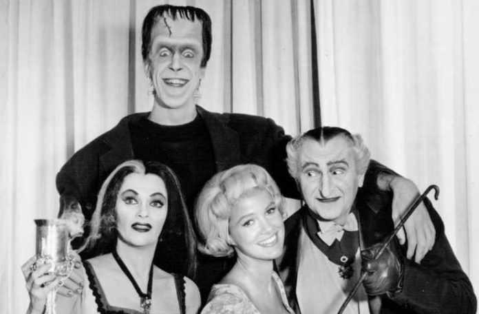 La Familia Monster estuvo al aire de 1964 a 1966 y fueron 70 episodios en total.