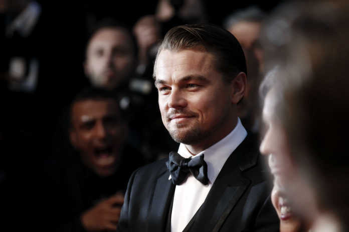 Leonardo DiCaprio se llama así en honor a da Vinci. Además, lo interpretará en la biopic del pintor.