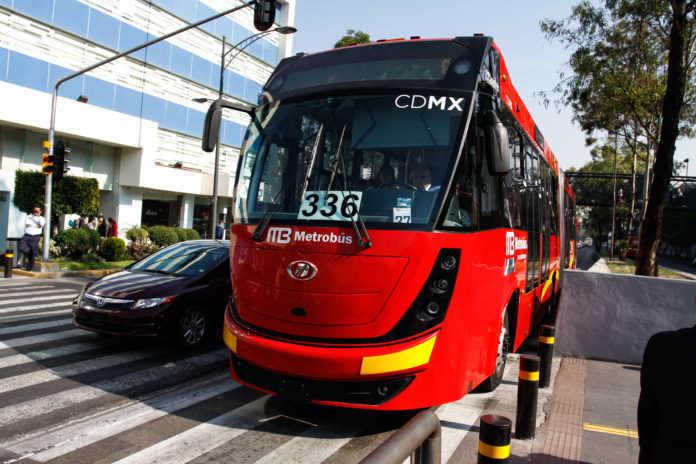La ampliación de la L5 del Metrobús llegará hasta la Glorieta de Vaqueritos.