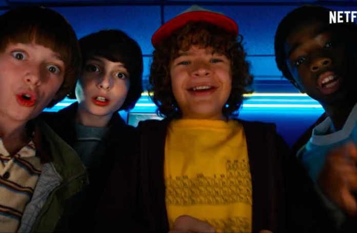 La segunda temporada de Stranger Things se estrena en octubre y sus creadores ya están planeando otras dos.