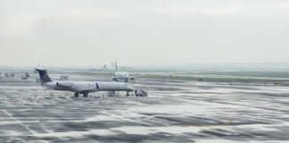 aeropuerto lluvias