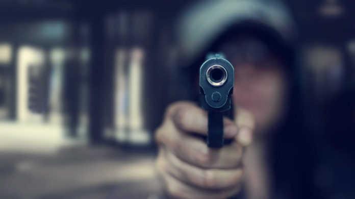 La balacera de Tepito de esta tarde dejó a un menor de edad muerto.