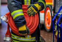 En seis meses ha muerto dos bomberos en la CDMX: Cecilio Pineda esta semana y Álvaro Jiménez en marzo.