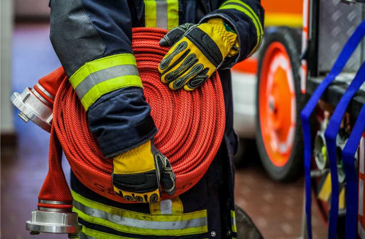 En seis meses ha muerto dos bomberos en la CDMX: Cecilio Pineda esta semana y �lvaro Jiménez en marzo.
