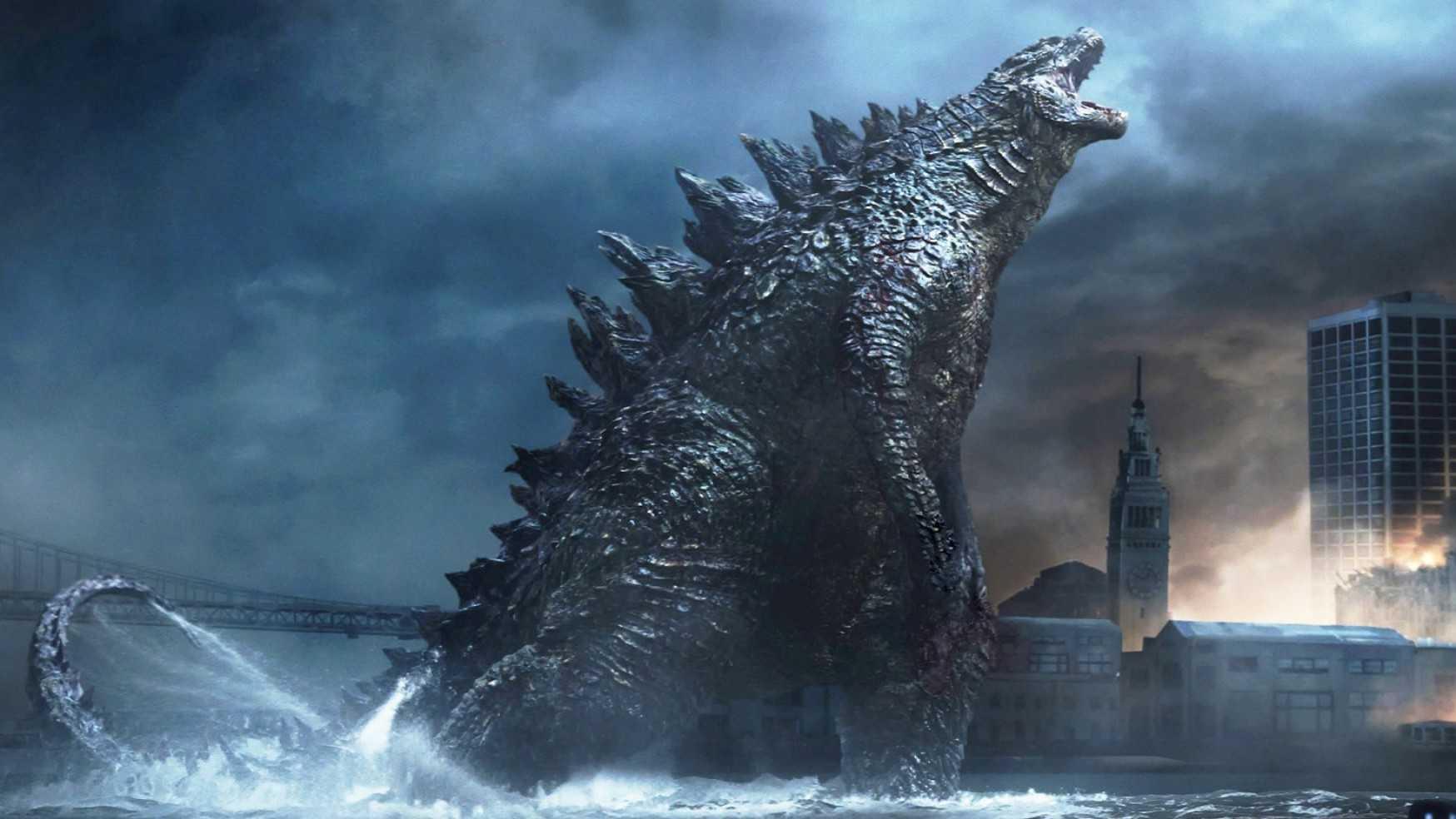 VÍDEO| Terror por la aparición de un mini-Godzilla