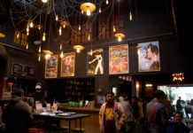 Cine Tonalá interior