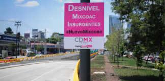 Desnivel Mixcoac-Insrugentes