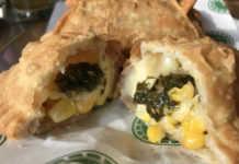 Empanada humita