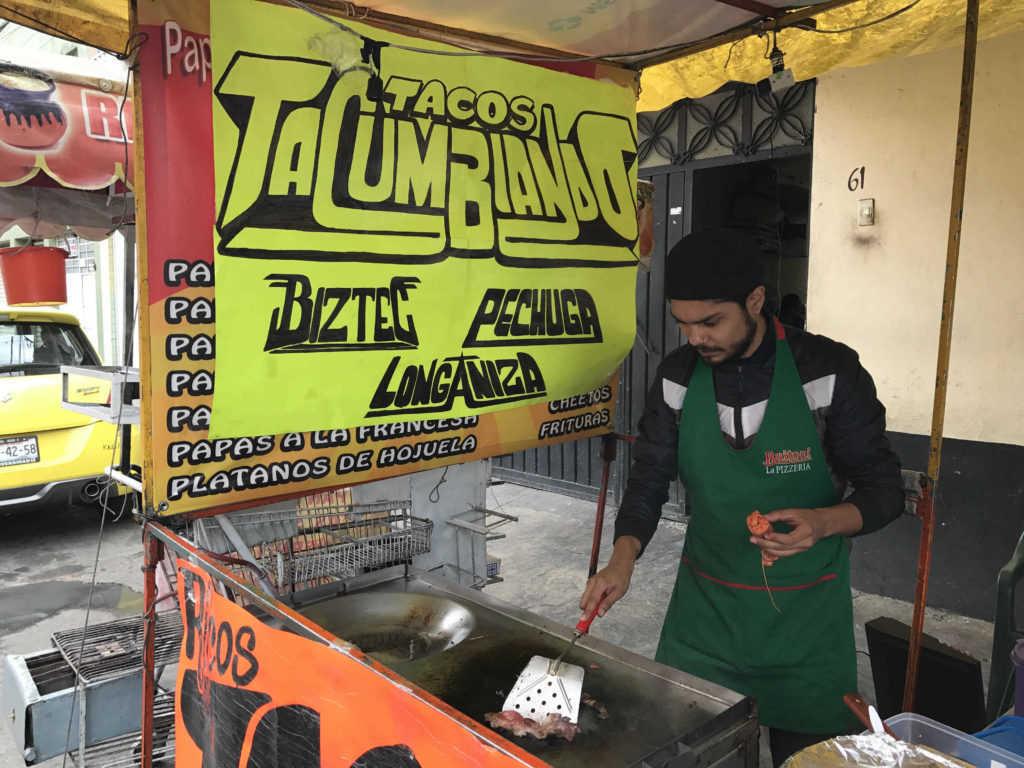 Tacumbiando