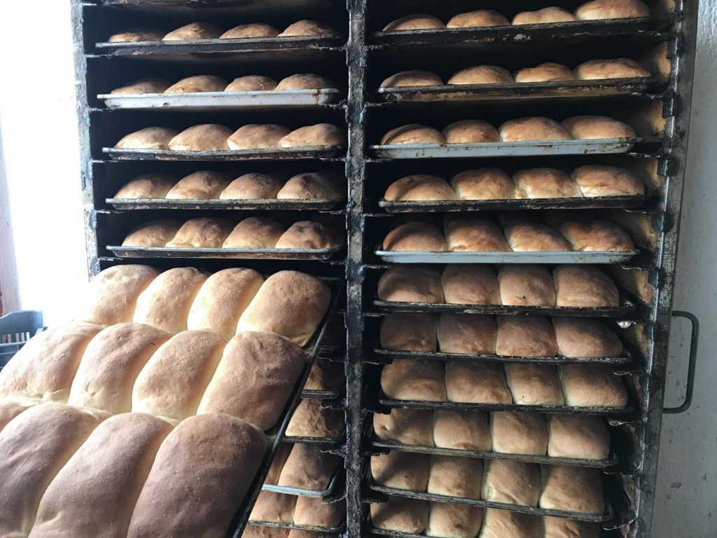 Pan hecho en casa