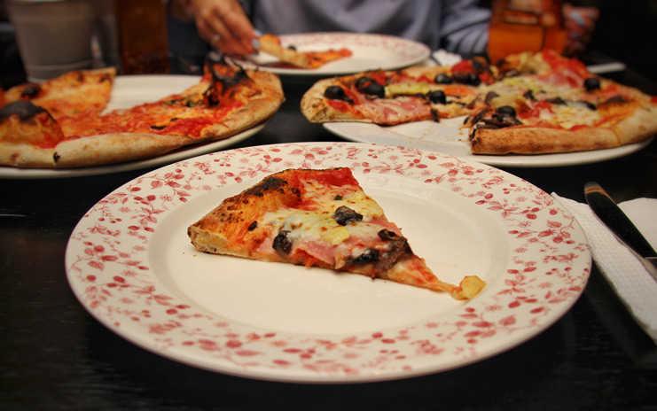 Pizza de Luigia