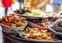 Los sabores de China