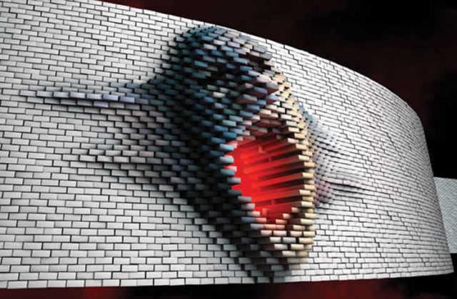 The Wall musicalizada en vivo
