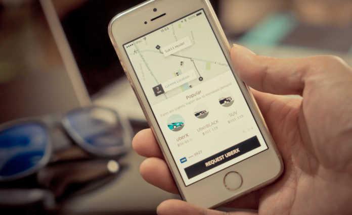 actualización legal de Uber