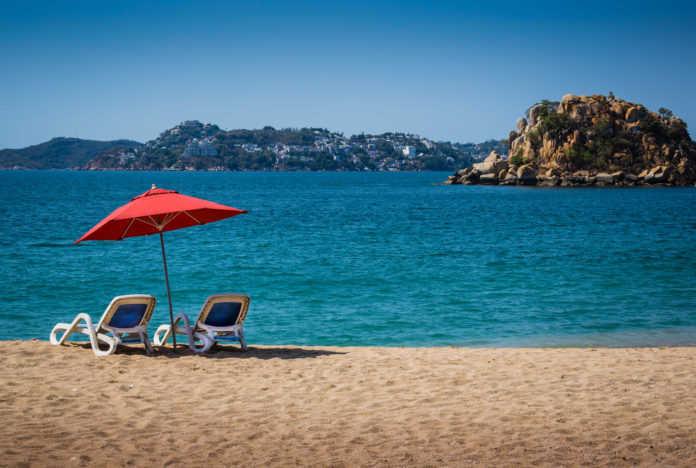 vacaciones playa Acapulco