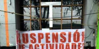 En total se clausuraron 18 bares el sábado: nueve en Garibaldi y nueve más en Azcapotzalco.