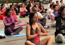 yoga de la UNAM