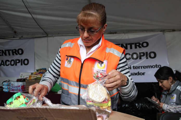 En Chiapas y Oaxaca el sismo dejó más de 30 muertos y más de 200 heridos. Aquí te decimos qué centros de acopio están recibiendo donativos para ayudar a los damnificados.