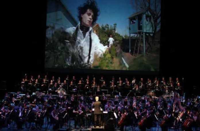 Concierto con la música de las películas de Tim Burton.